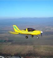 Închirieri avioane în Transilvania