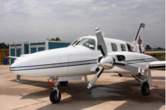 Inchiriere avion privat -avion cu elice pentru zbor privat